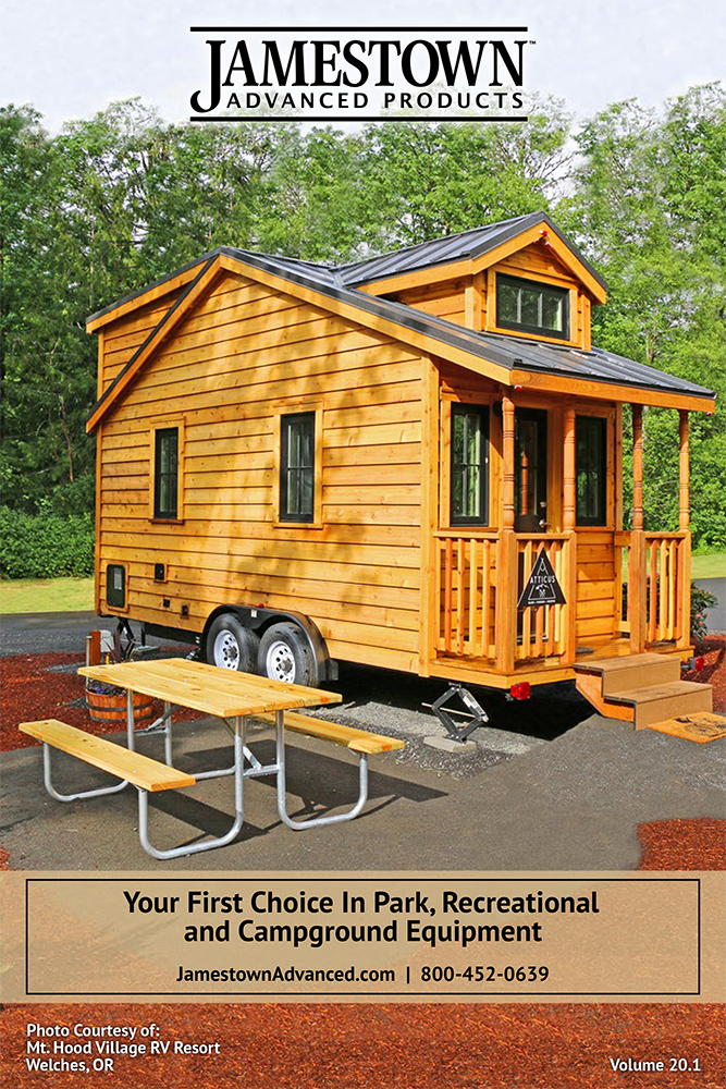 Jamestown Advanced Catalog Cover