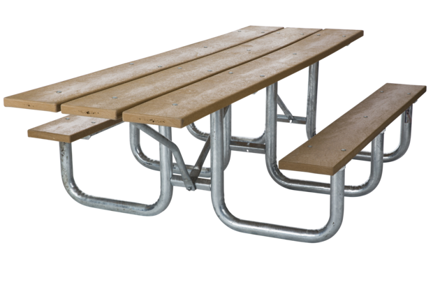 Jamestown Advanced Products - Picnic table steel frame kit